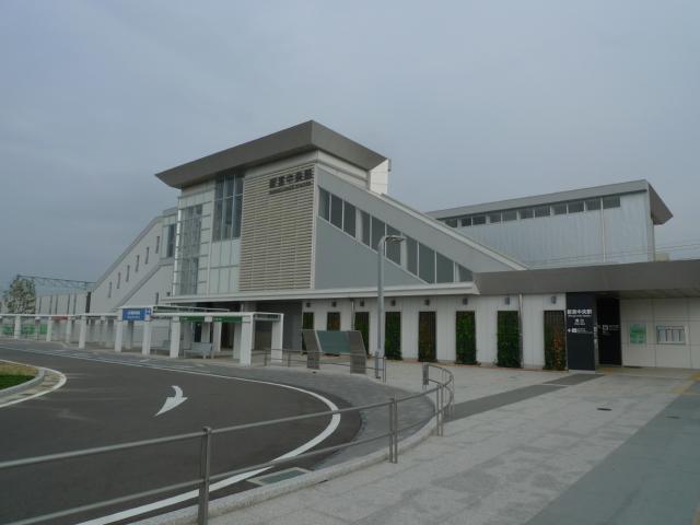 新宮中央駅-西口